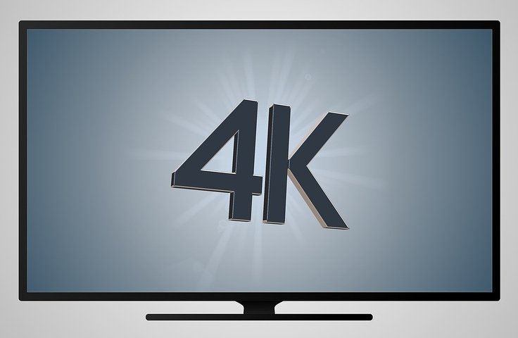 Monitor de PC con soporte 4K