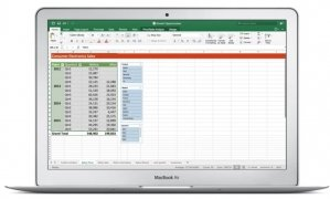 Microsoft Excel 2016 - Download for Mac Free