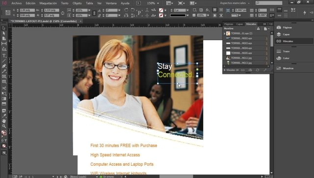 Adobe InDesing CC 2017