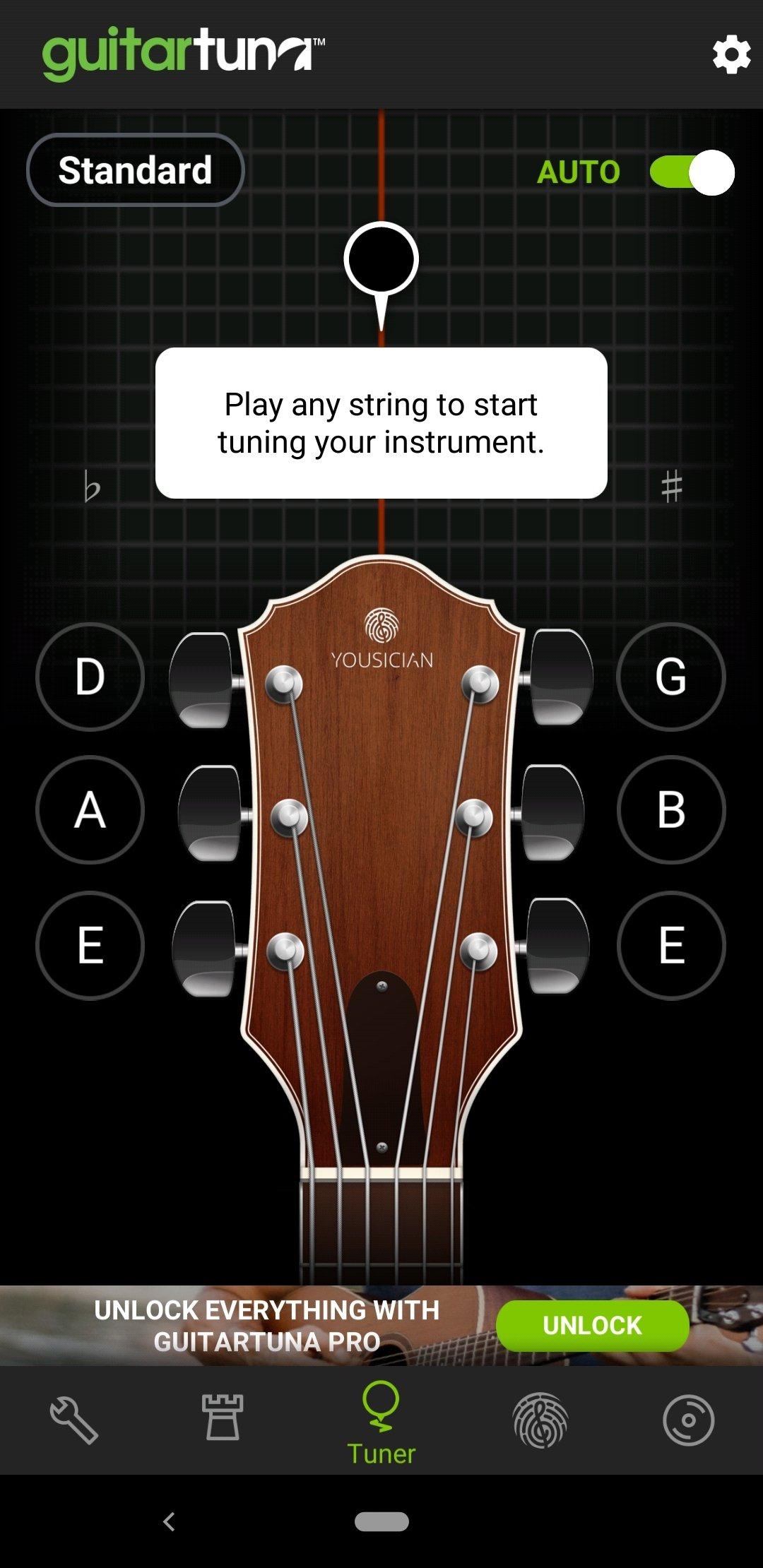 Aplikasi Setel Kunci Gitar : aplikasi, setel, kunci, gitar, Aplikasi, Gitar, Terbaik, Untuk, Android, Dimainkan!, TribunStyle.com