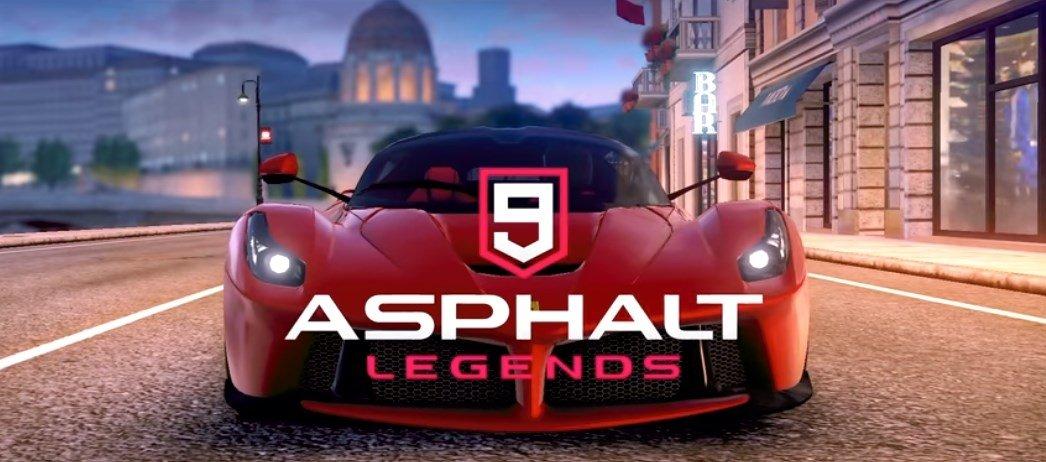 Resultado de imagen para Asphalt 9 Legends: