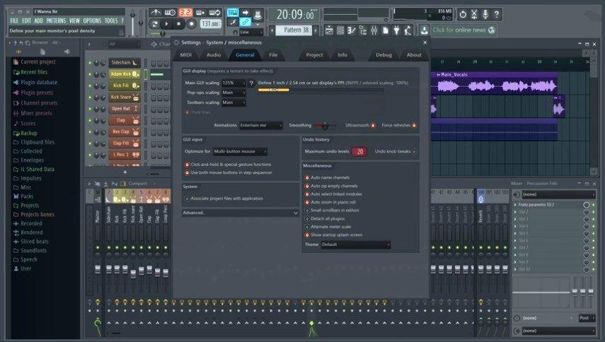 FL Studio Fruity Loops 2012887  Descargar para PC Gratis