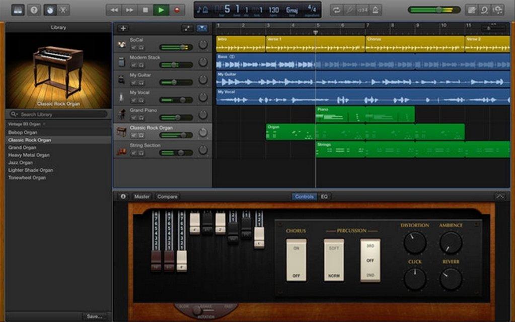 GarageBand 102  Download per Mac Gratis