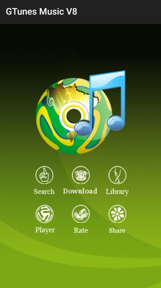 GTunes Music V8 4.38 - Download for Android APK Free