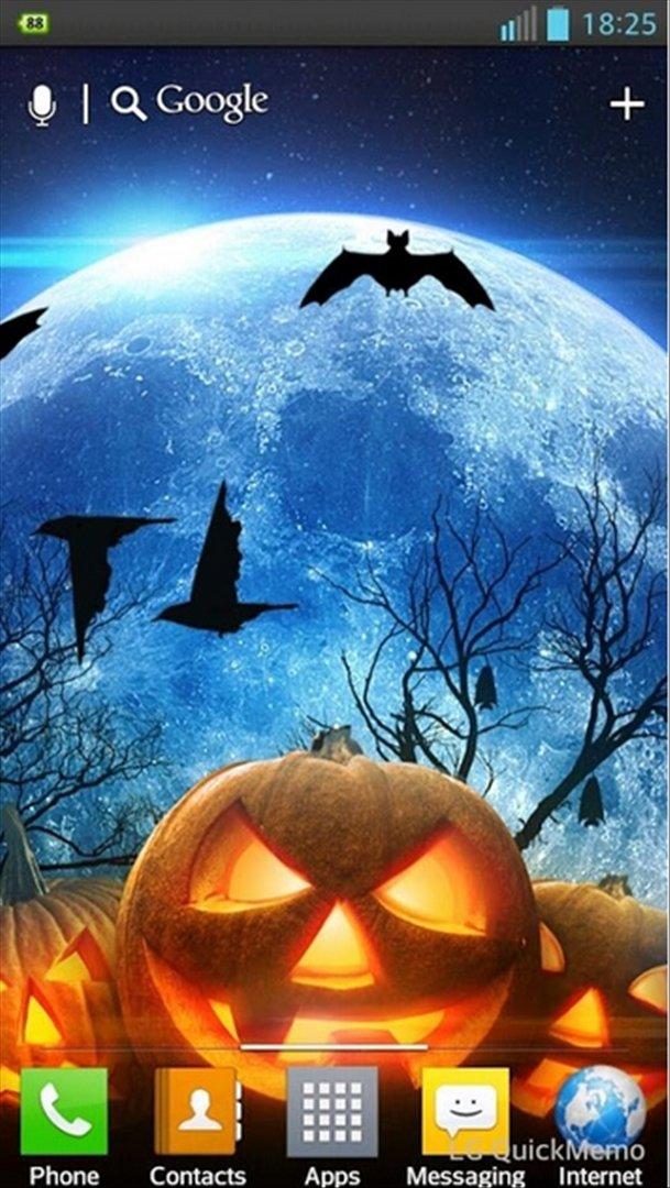 Hd Live Wallpaper In 3d Fondo Pantalla Hd Halloween 1 0 Descargar Para Android