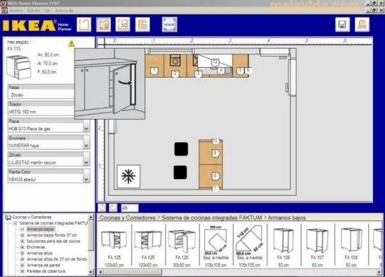 Download IKEA Home Planner 203  Gratis