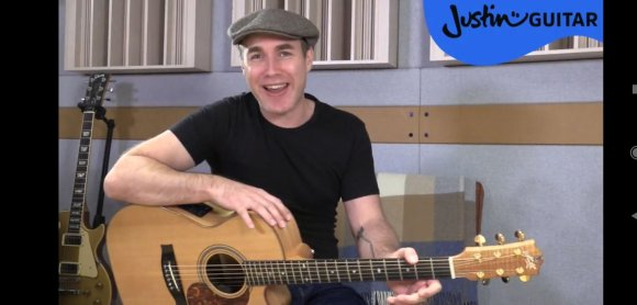Justin Guitar Beginner Course 2.3.3 - Download for Android APK Free