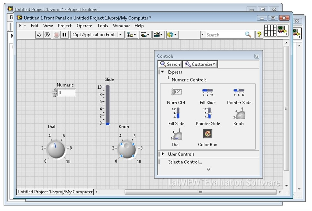 LabVIEW 2018  Download for PC Free