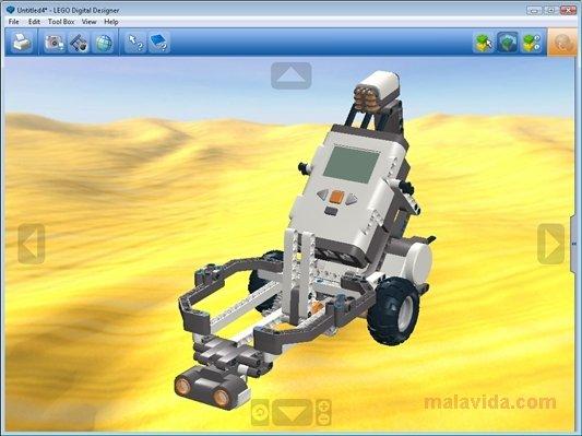 Descargar LEGO Digital Designer 4.3.8 para PC - Gratis