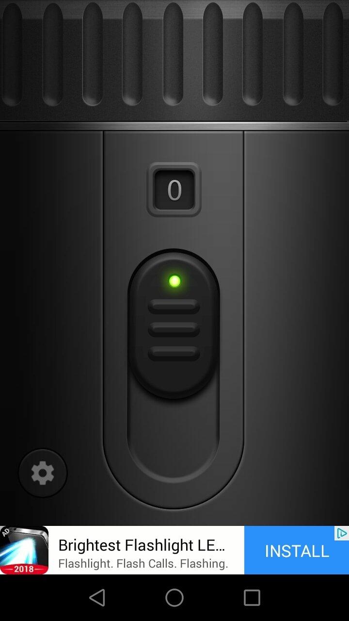 Descargar Linterna Gratis de Luz Potente 121 Android  APK Gratis