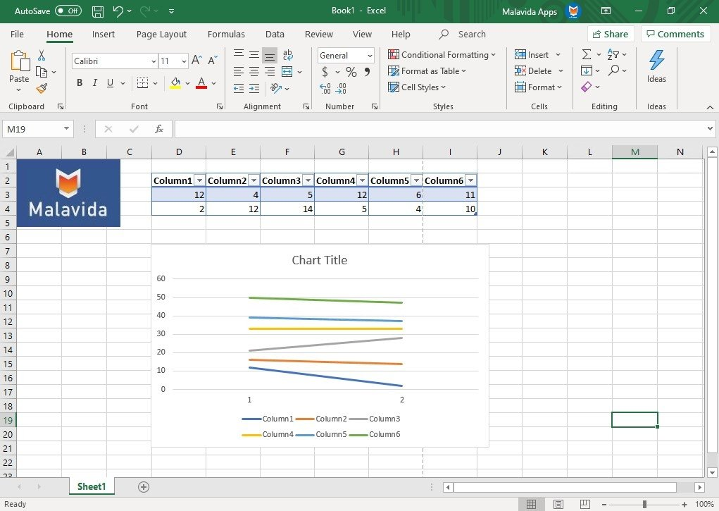 Download Microsoft Excel 2016 16.0.9226.2114 for PC - Free