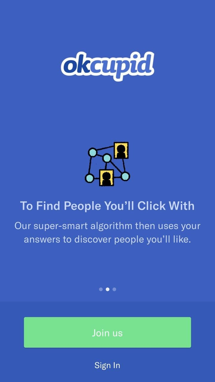 okcupid dating download for