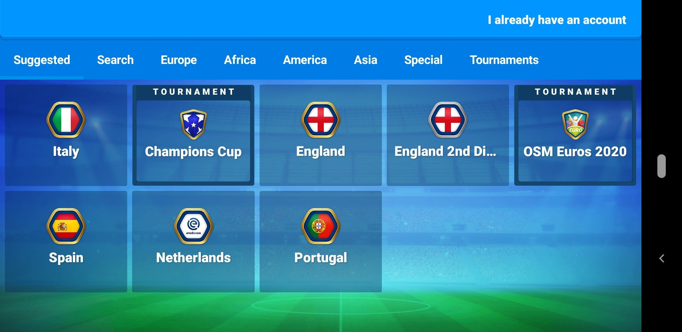 Free Download Online Soccer Manager (OSM) 19/20 3.4.38 for Android