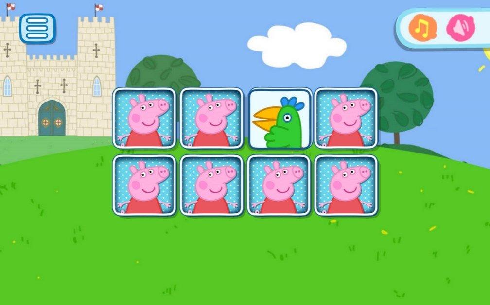 peppa enfants mini jeux 1 0 6