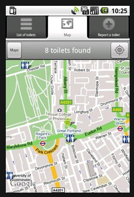 download bathroom finder (1.0.8) android - free