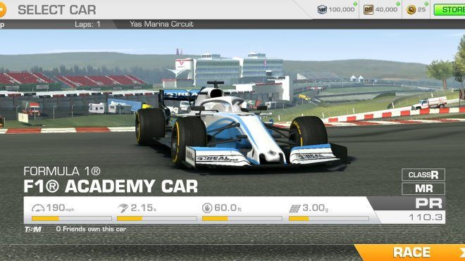 real racing 3 7.6.0 - download for android apk free