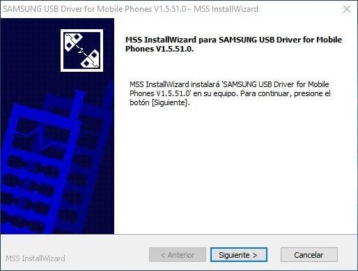 Télécharger Samsung USB Driver for Mobile Phones 2020