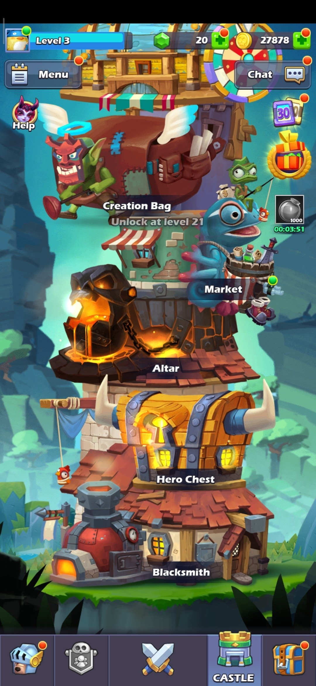 Free Download Taptap Heroes 1.0.0031 for Android
