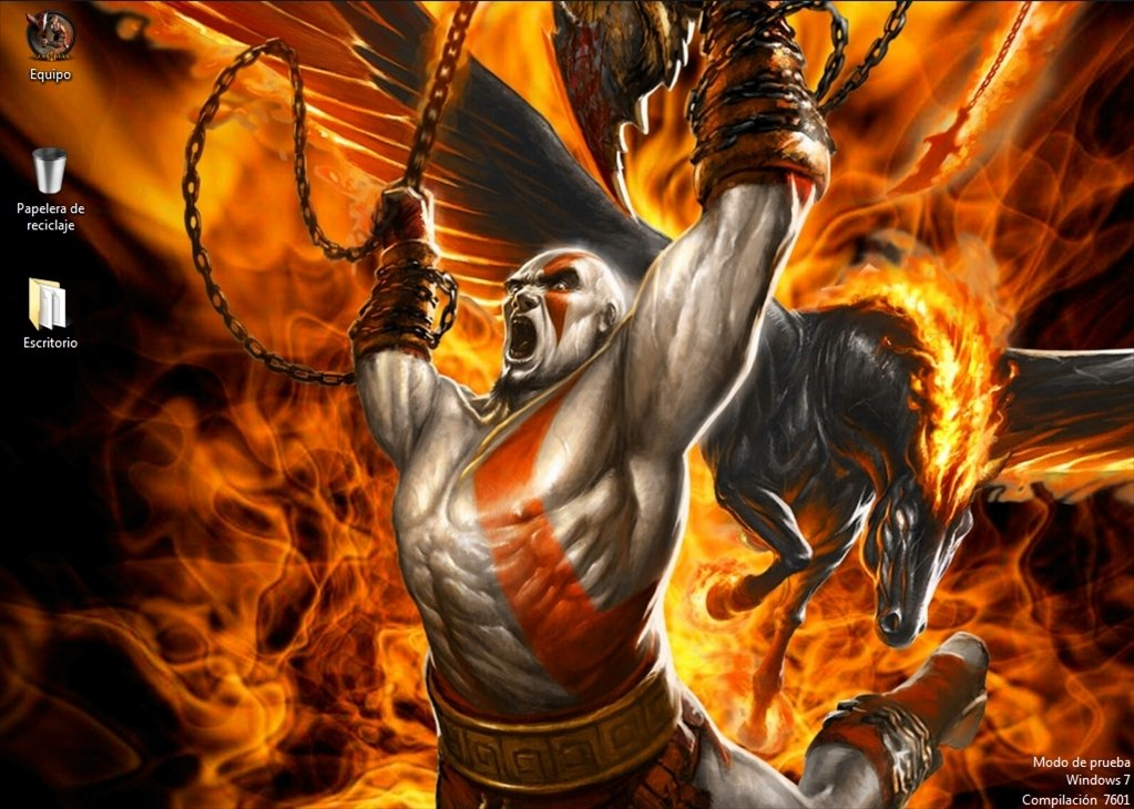 Kratos Wallpaper Hd 3d God Of War 3 Theme Download F 252 R Pc Kostenlos