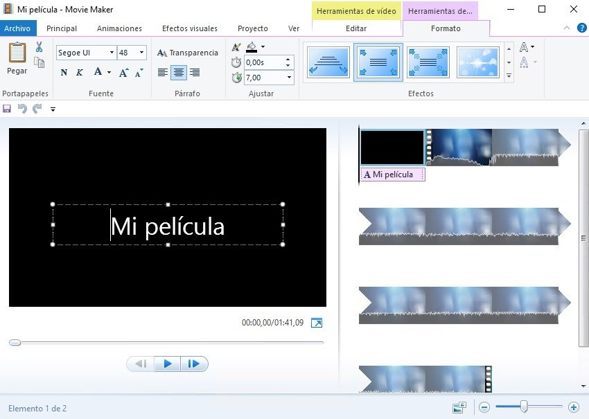 Windows Live Movie Maker 2012  Download per PC Gratis