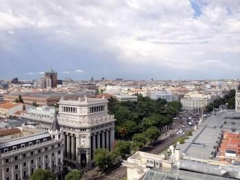 Azotea Circulo de Bellas Artes, Madrid 2014. © Christian Kuhn