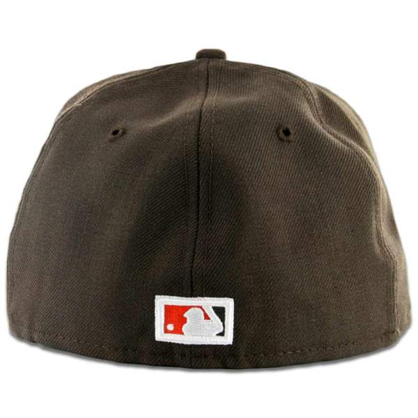 Era 59fifty San Diego Padres Cooperstown Fitted Dark
