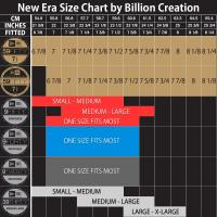 New Era Hat Sizes - The Ultimate New Era Cap Size Guide