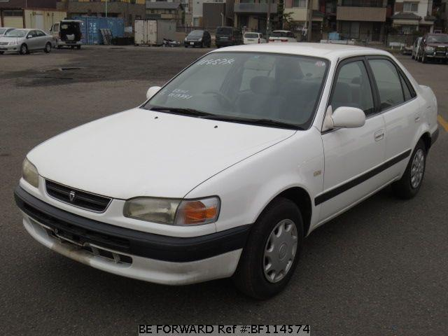 Used Corolla Sedan Toyota For Sale  Bf114574  Japanese