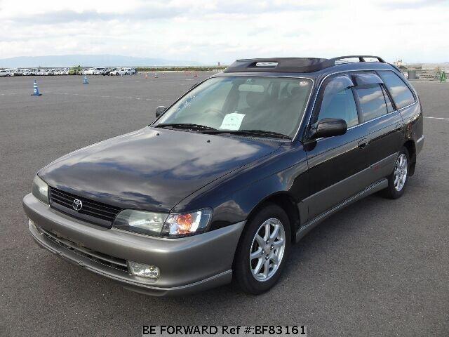 Used 1999 Toyota Corolla Touring Wagon Bz Touringgf