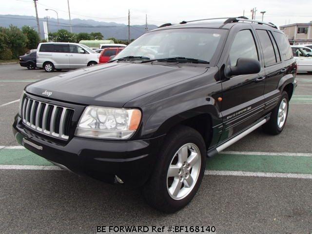 2004 jeep grand cherokee vision series