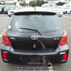Toyota Yaris Trd Turbo New Agya G Vs Used 2009 Vitz M Dba Ncp91 For Sale Bf503033 Be Image