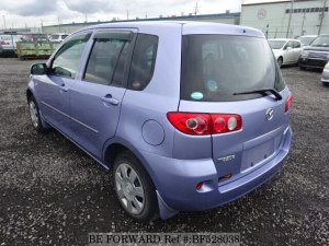 Used 2005 MAZDA DEMIO CASUALDBADY5W for Sale BF528038