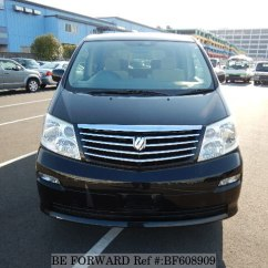 All New Alphard 2021 Camry Club Used 2002 Toyota V Ua Anh10w For Sale Bf608909 Be Forward Image