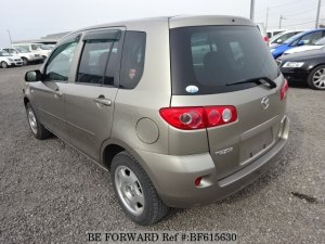Used 2006 MAZDA DEMIODBADY5W for Sale BF615630  BE FORWARD