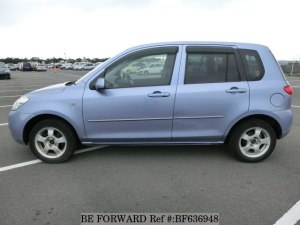 Used 2005 MAZDA DEMIODBADY3R for Sale BF636948  BE FORWARD