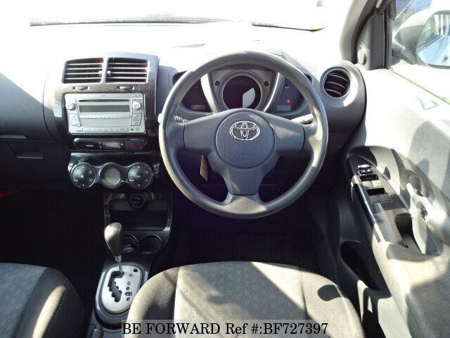 Used 2008 Toyota Ist 150x Special Edition Dba Ncp110 For Sale