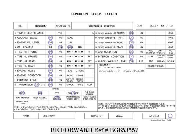Used 2004 MERCEDES-BENZ C-CLASS C230 KOMPRESSOR AVANTGARDE