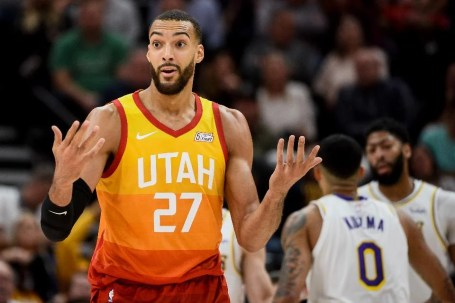 Utah Jazz Worried as Rudy Gobert Frustrates Another Teammate ...