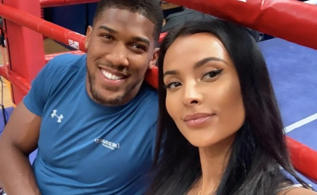 All That We Know About Anthony Joshua S Ex Girlfriend