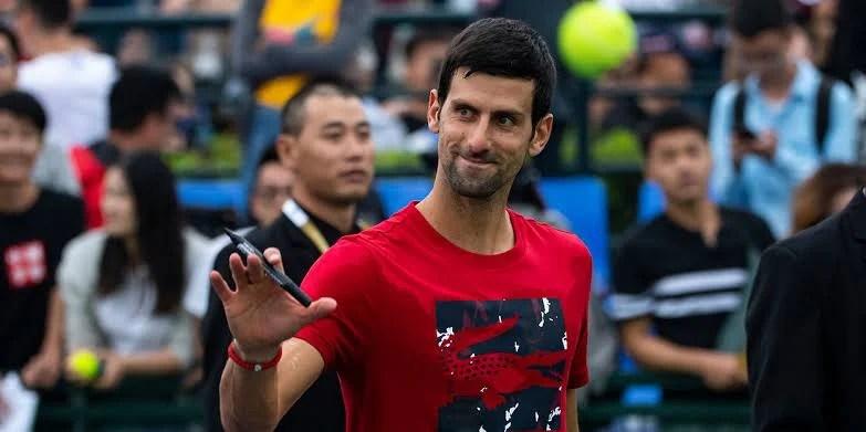 Djokovic All In Challenge