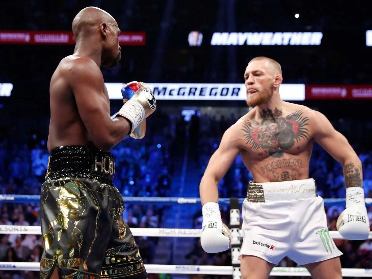 British Boxing Champion Ridicules Conor McGregor for His Boxing Video - EssentiallySports