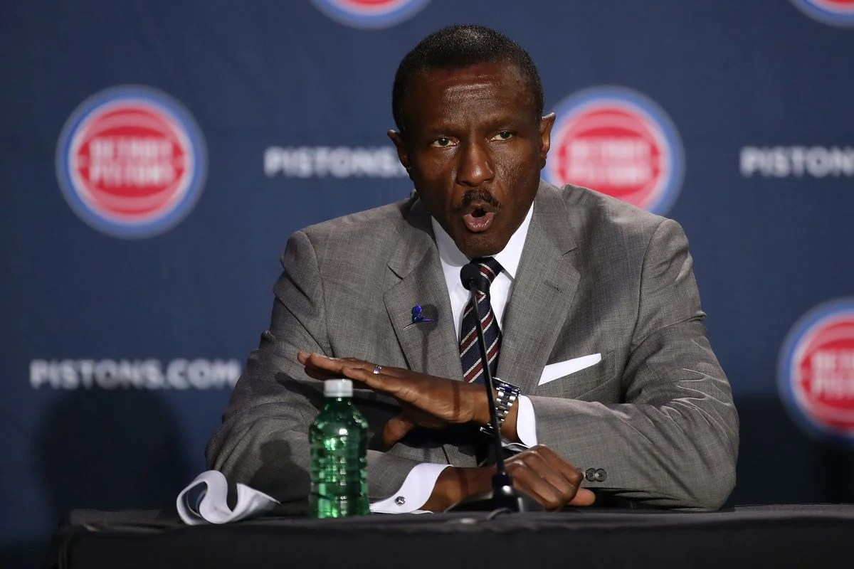 """Photo of """"I was neither wanted nor welcomed"""": Detroit Pistons coach asks some serious questions following the death of George Floyd"""