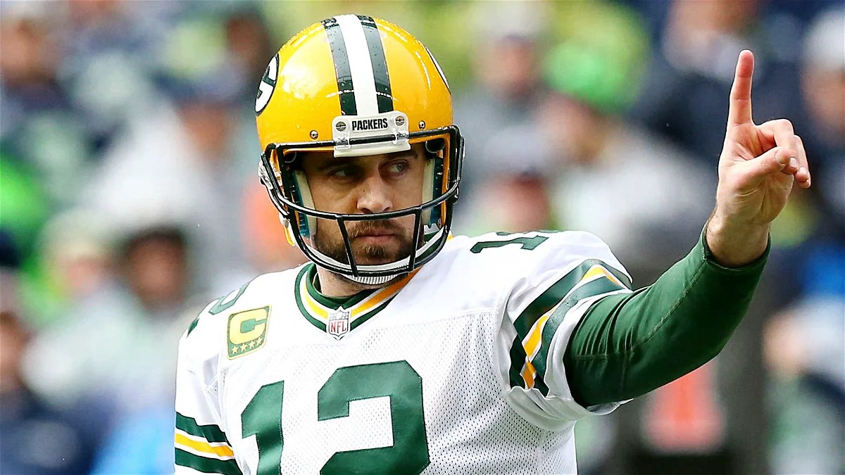 """Photo of """"Is It Possible We Gave Aaron Rodgers Way Too Much Credit""""- NFL Pundit Colin Cowherd Goes After Green Bay Packers QB – EssentiallySports"""