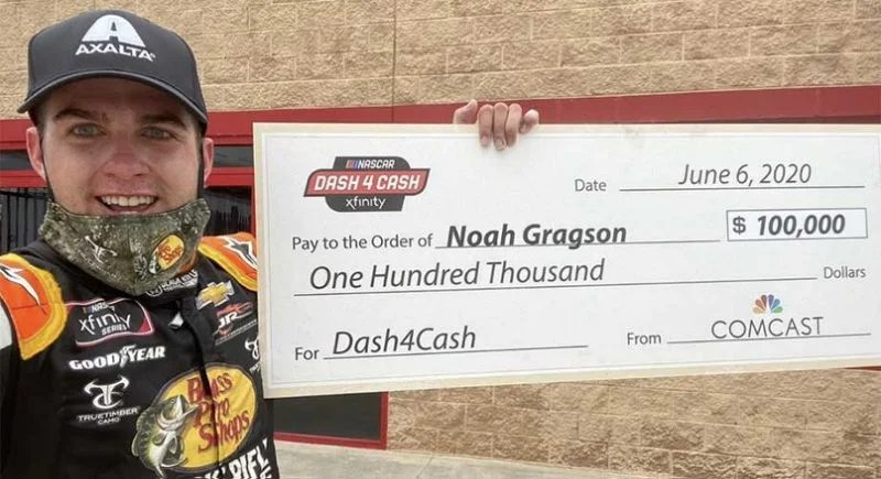"""Photo of """"I'm Fighting for a Job Right Now"""": Noah Gragson Updates His Uncertain 2021 Plan"""