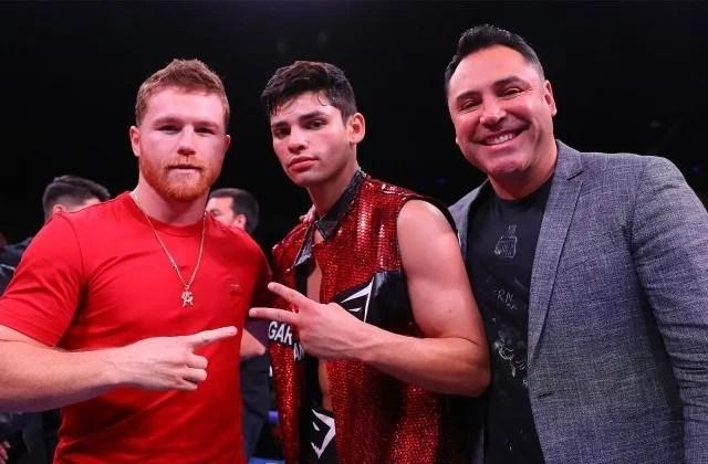 "You're Supposed to Be My Promoter"" - Ryan Garcia Slams Oscar De La ..."