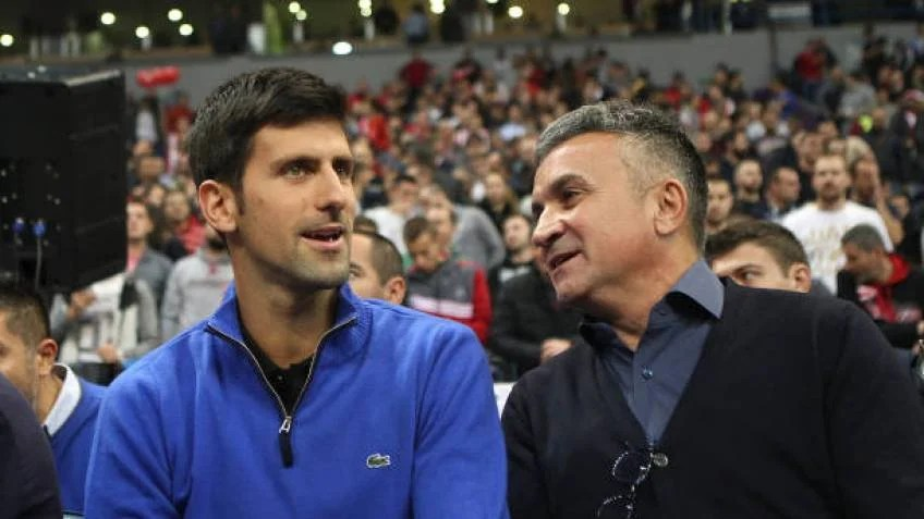 """Photo of """"It Happened Because the Man Came Sick"""" – Novak Djokovic's Father Blamed Grigor Dimitrov for Adria Tour Debacle"""