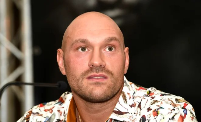 "Photo of ""I'll Put a Dent in His Boxing Career"" – Tyson Fury Trashes Conspiracy Theory With Video Evidence – EssentiallySports"
