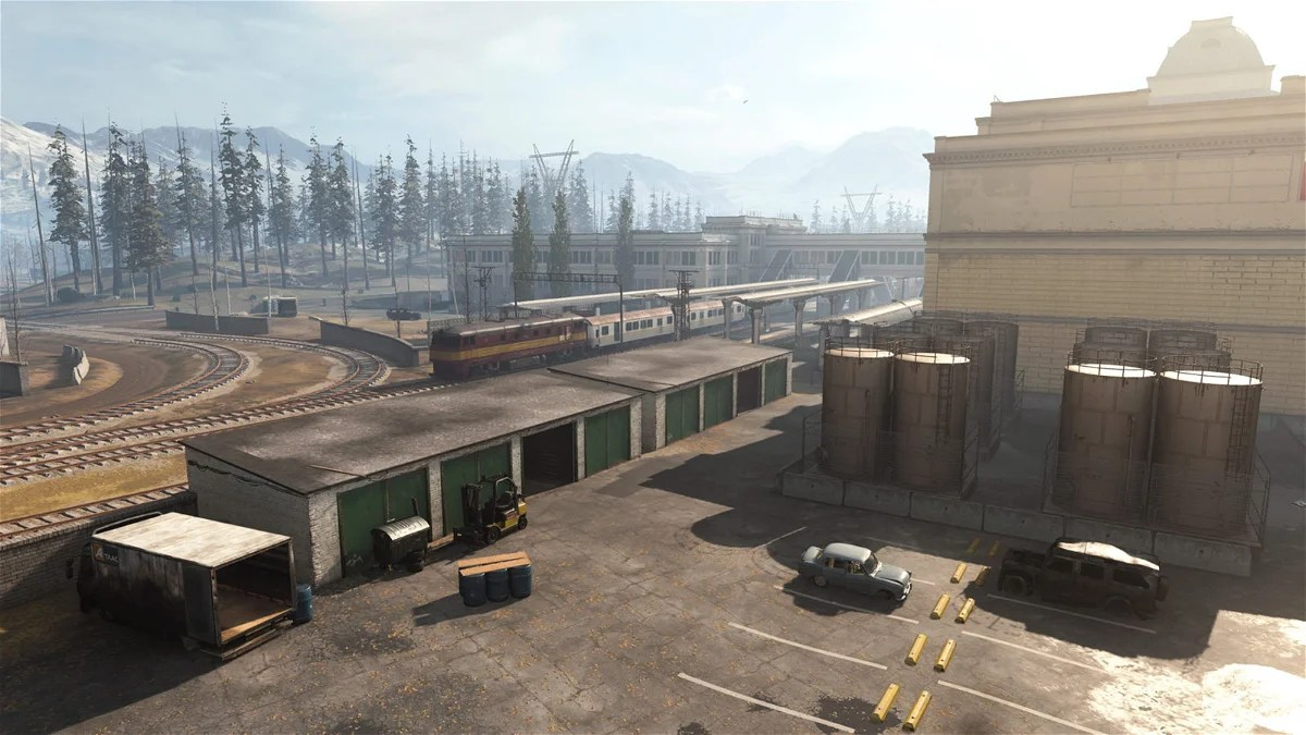 Will Call of Duty Warzone Season 5 add trains into the map?