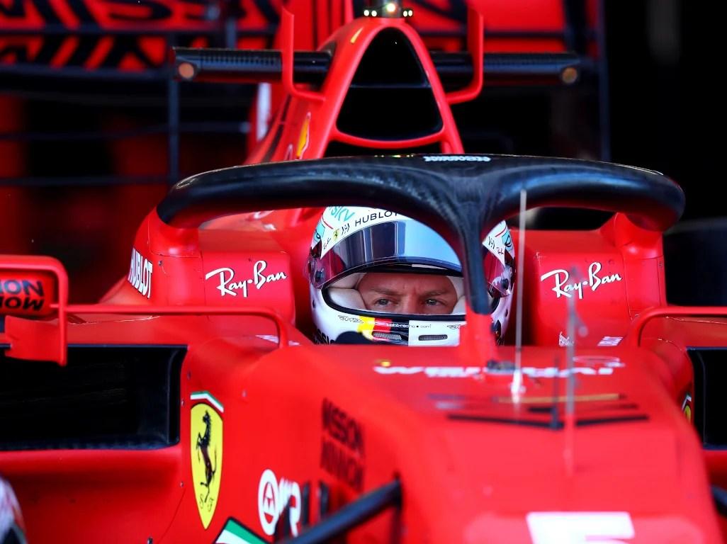 Photo of Sebastian Vettel: Hear His Depressing Team Radio Following Q2 Disaster on the Austrian GP