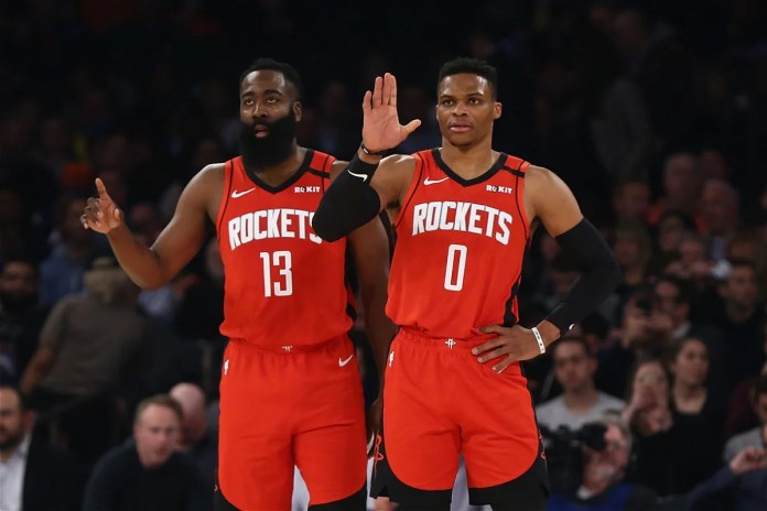 """We Just Need Him"""": Rockets' James Harden Reiterates the Importance of Russell  Westbrook - EssentiallySports"""